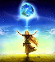 Earth by Juh-Juh
