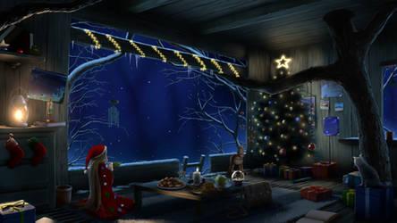 Treehouse - Winter Holidays