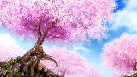 Beneath the Cherry Tree