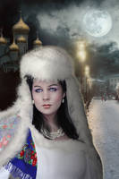 The lady from Moscow by Sweetlylou