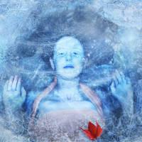 Ice tomb by Sweetlylou