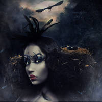 The Nanny Ravens by Sweetlylou