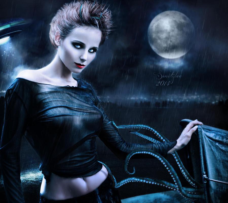 Beauty alien by Sweetlylou