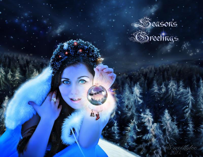 Merry Christmas 2014 by Sweetlylou