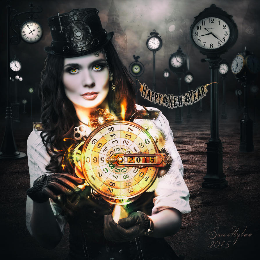 Guardian of time by Sweetlylou