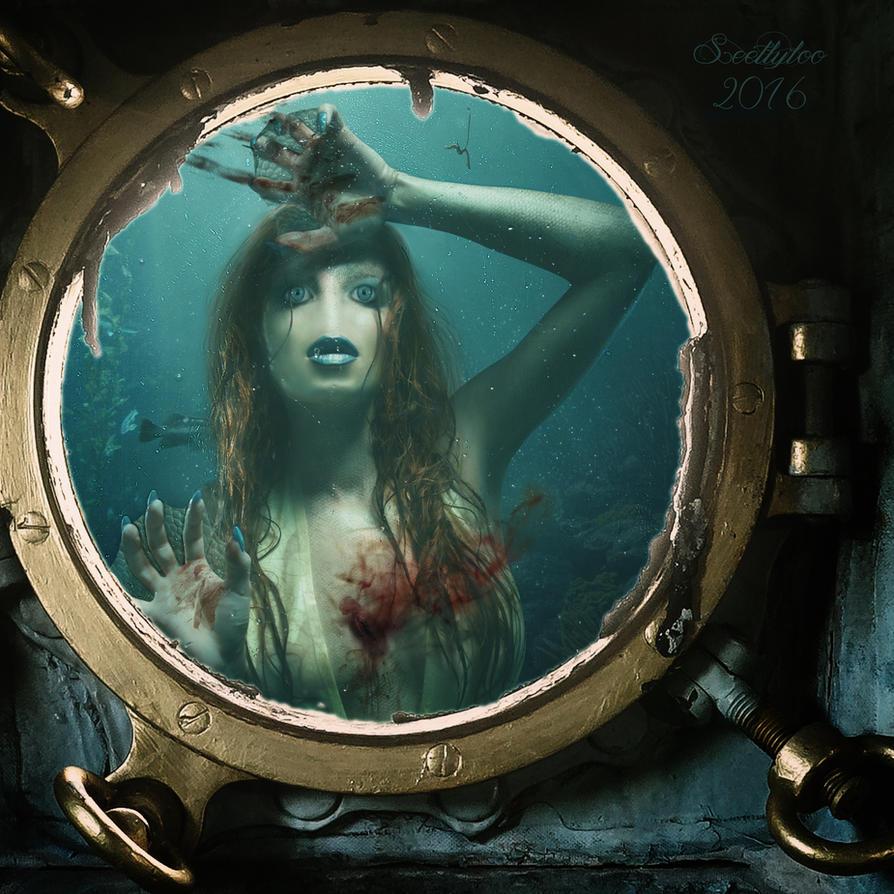 Help ! - ocean creature - by Sweetlylou