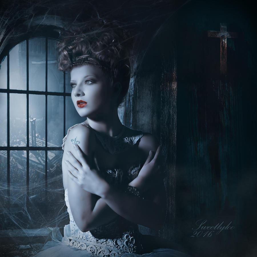 Marie-Antoinette by Sweetlylou