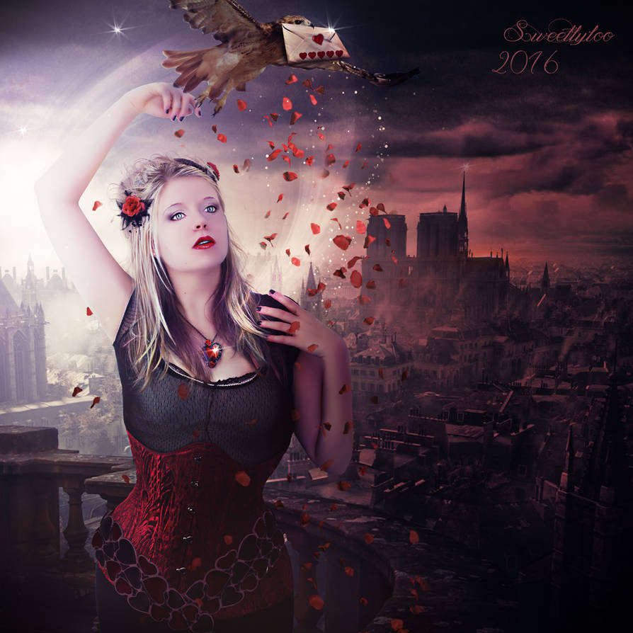 Love letter to my Valentine by Sweetlylou