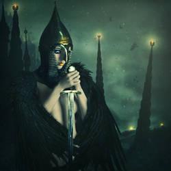 Miss raven warrior