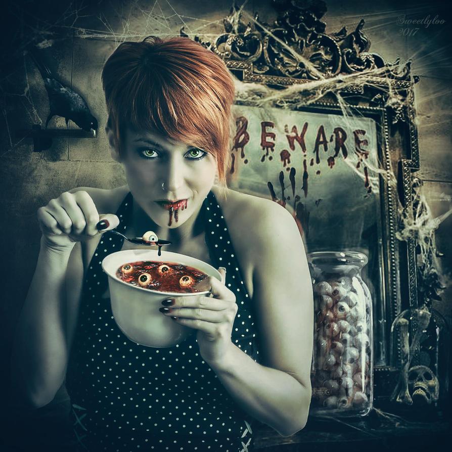 Beware to Halloween by Sweetlylou