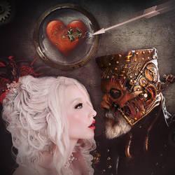 My steampunk valentine