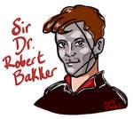 sir dr robert bakker