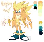 Sonic Hedgehog FC Auction (CLOSED)