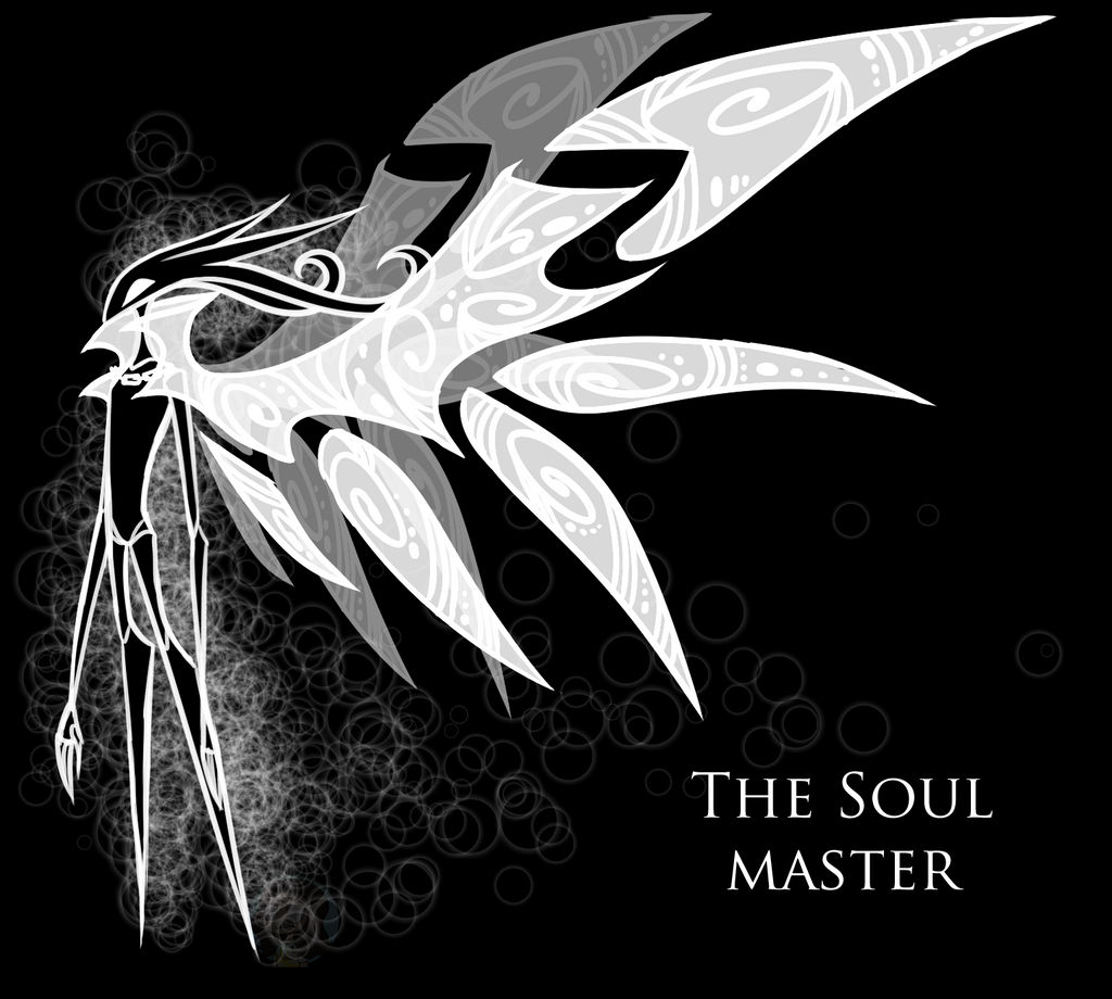 The Soul Master - Hollow Knight Fan Character