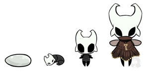 Honey's 0-4 Yrs. Stages - Hollow Knight FC