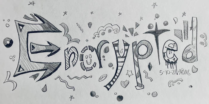 Traditional word art