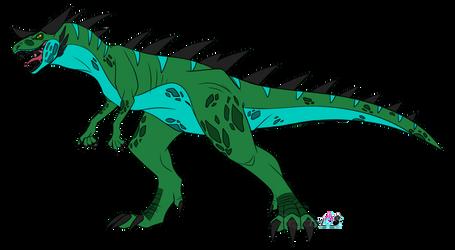 Fan art for Rile-Reptile