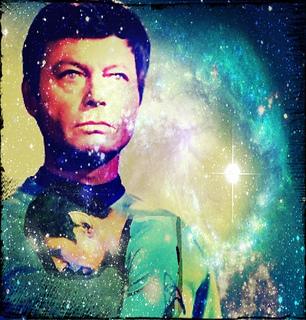 Galaxy McCoy by spocklicious