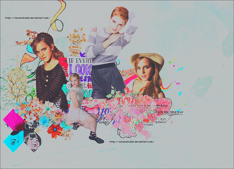Happy Birthday Emma 2 by oscarelnoble