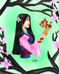 Princess Disney: Nostalgia Mulan