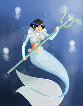 [ Martin Mystery ] M.O.M Mermaid Version