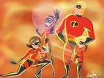 [ Disney Pixar ] The Incredibles