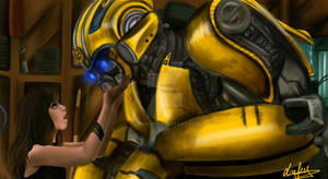 [ Transformers ] Bumblebee and Charlie