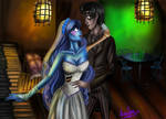 [ Speed Paint ] Victor X Emily - Corpse Bride