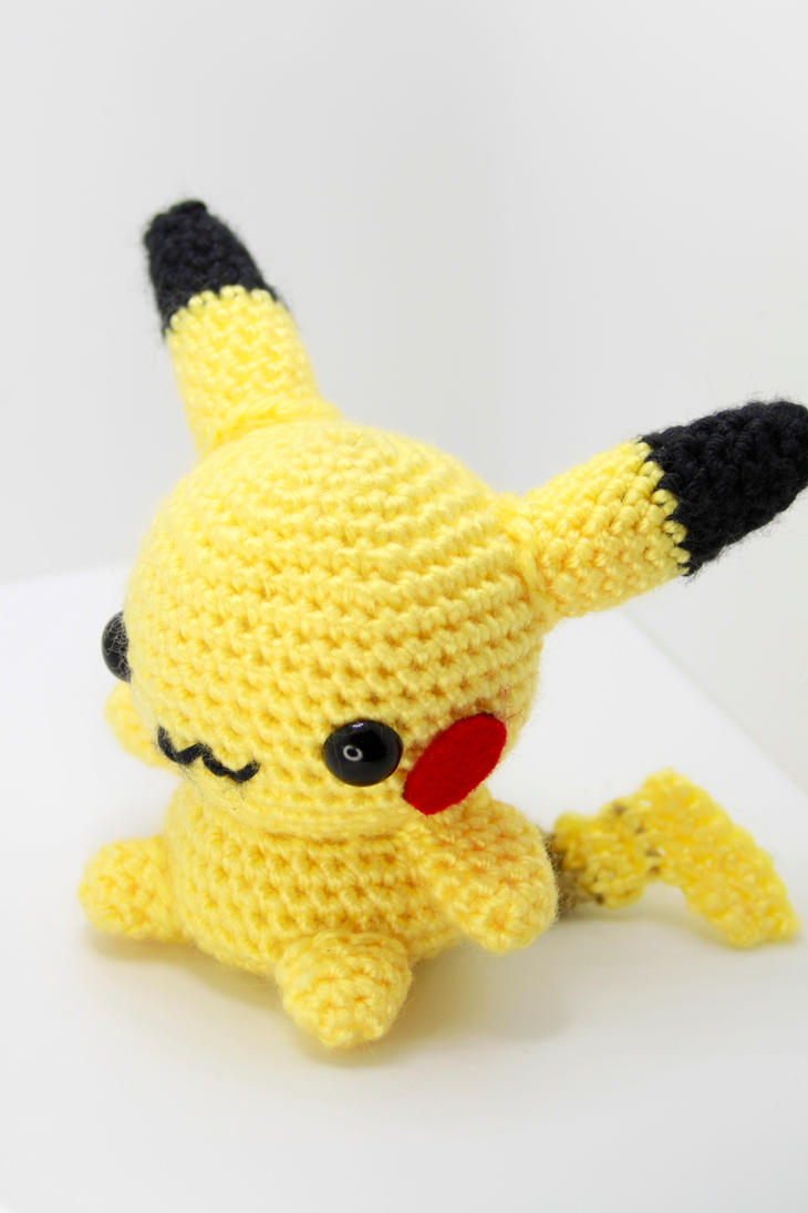 Amigurumi Free Patterns Bunny : Amigurumi Pikachu Pattern www.galleryhip.com - The ...