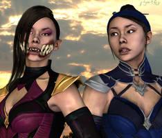 sisters [render]