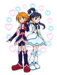 Pretty Cure -R they out in US?