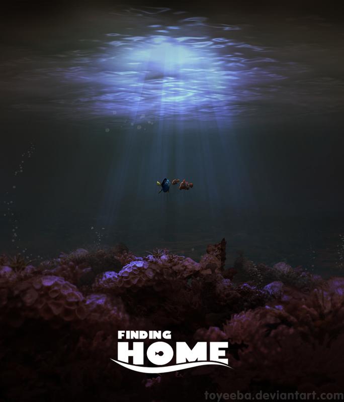 Finding Home by Toyeeba