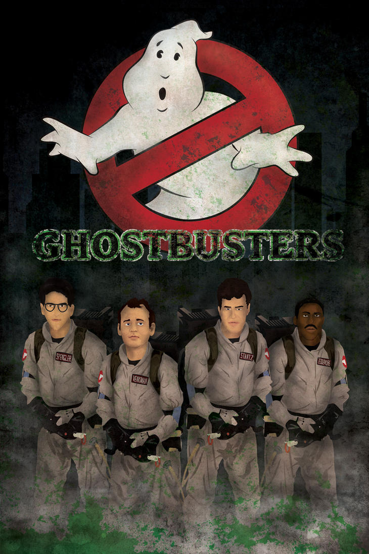 Ghostbusters by EveryOneLies