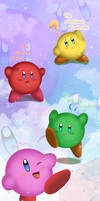 Kirby and the Kirbies