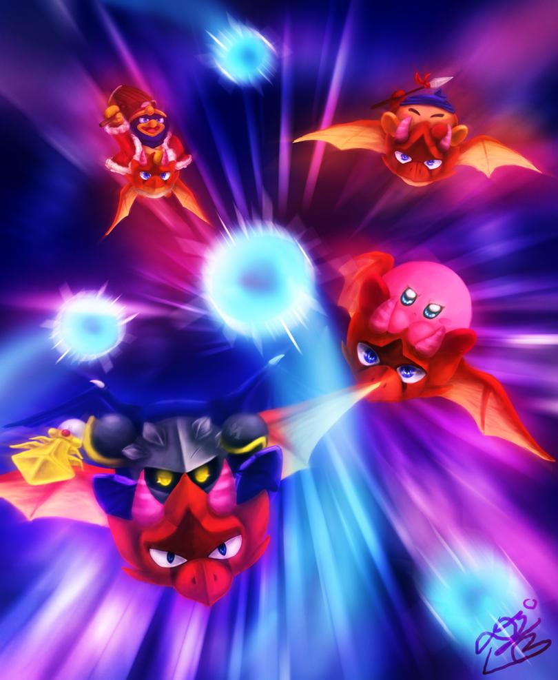 Final Battle by LoveBobu