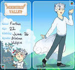 {MV} Fintan the Alolan Vulpix