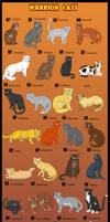 warrior cats EDIT1