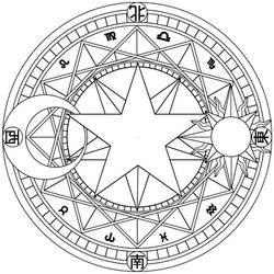 CCS magic circle by mondu