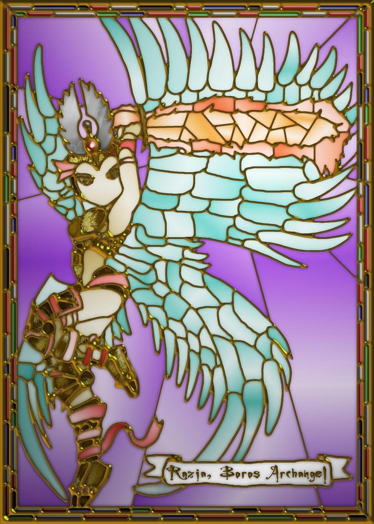 Razia, Boros Archangel by mondu