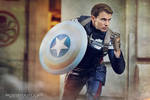 Cosplay: Stealth Suit from Captain America: Winter