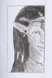 Neytiri by RattyCat