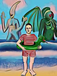 Lovecraft Beach Party