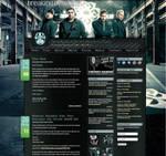 Breaking Benjamin Website