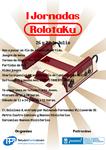 Cartel jornadas Rolotaku