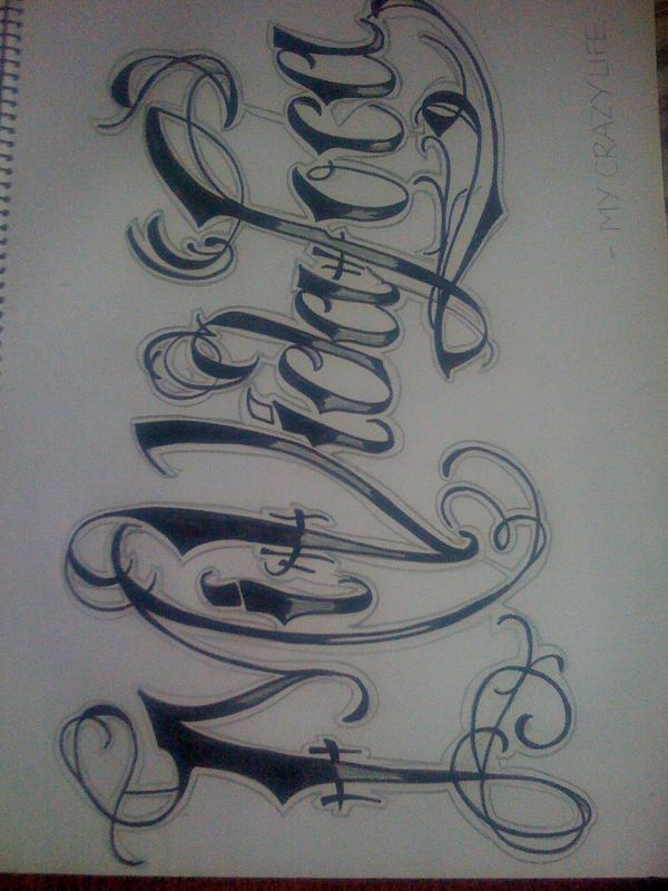 Mi Vida Loca Kat Von D by 12KathyLees12 on deviantART