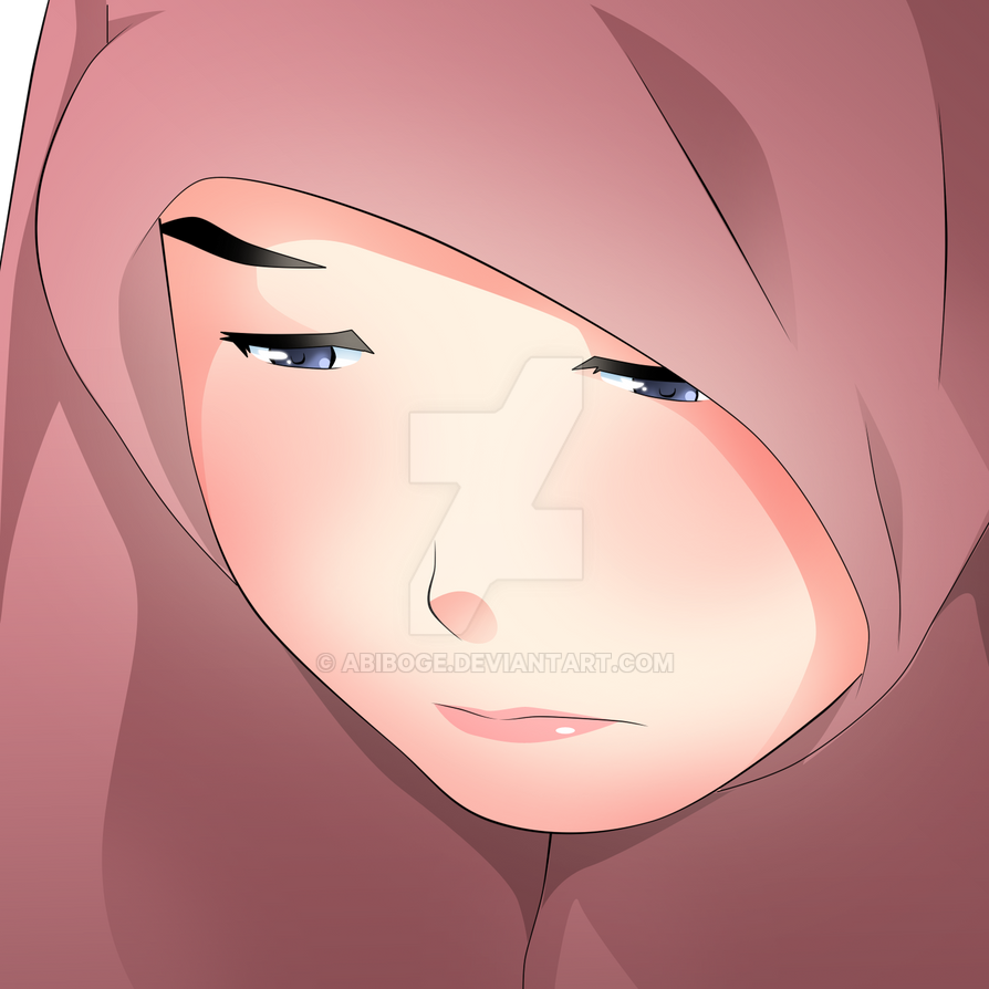 Hijab Render By Abiboge