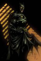 The Dark Knight by jayfelde