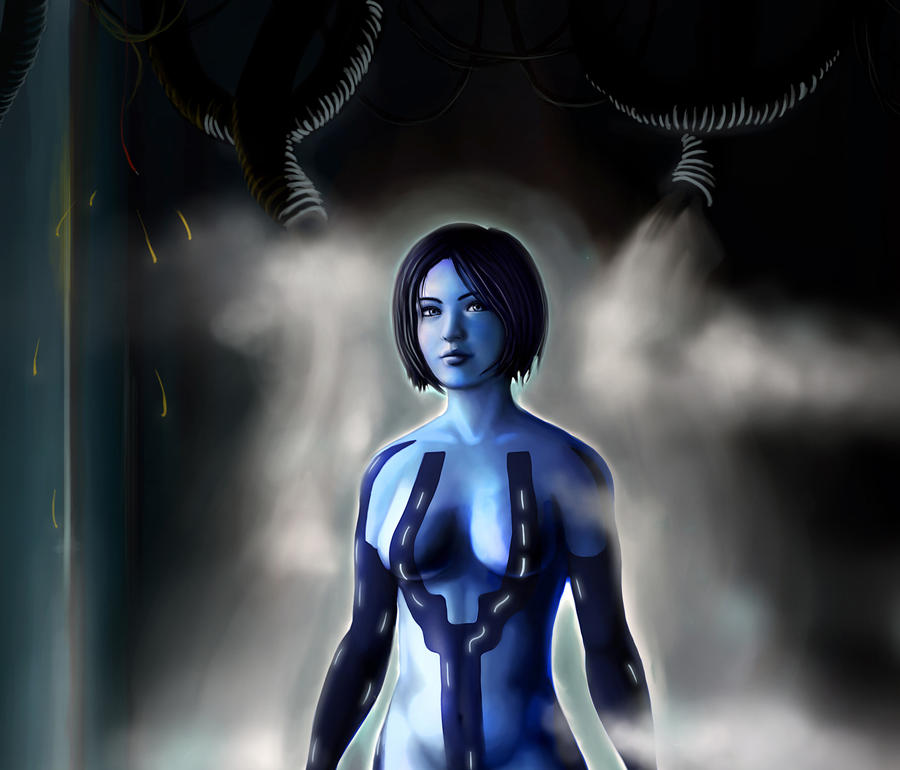 Games Halo-4 Cortana wallpaper | 1920x1080 | 1269690