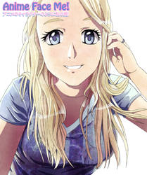 Anime Face Me!