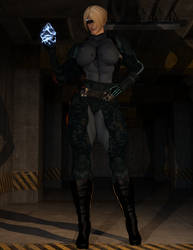New uniform? (Iray) by ReddofNonnac